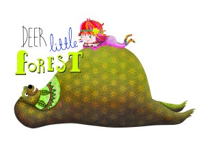 Deer Little Forest logo 1