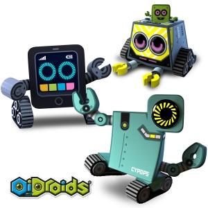OiDroids-3D-droids